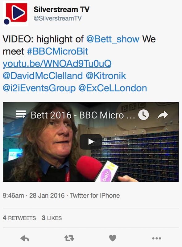Bett Show Tweet 8