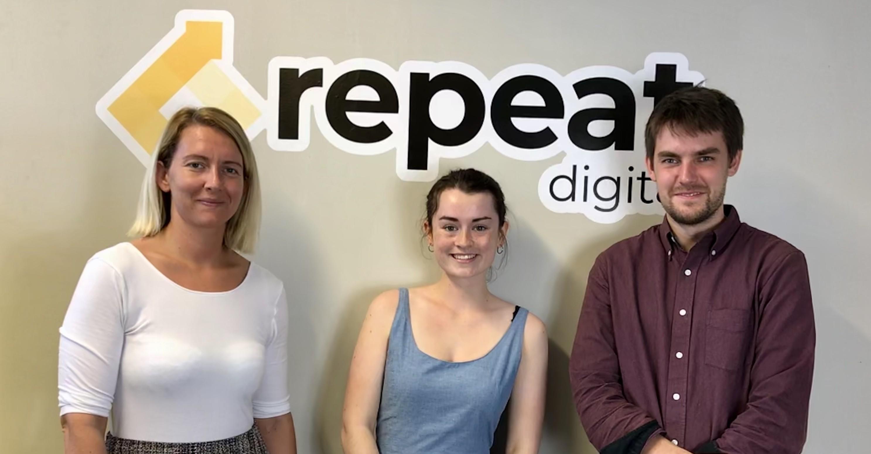 RedTree Welcomes Repeat Digital